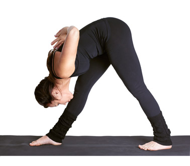Yoga Intense Side Stretch or Pyramid Pose	Yoga Parsvottanasana Pose	yoga-parsvottonasana-pose.jpg
