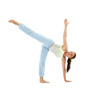 Yoga Half Moon Pose