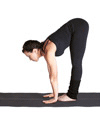 Yoga Half Forward Bend Pose - Ardha Uttanasana Pose