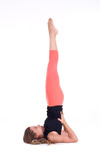 Salamba Sarvangasana Pose, Yoga Shoulderstand Pose