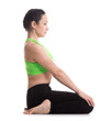 Yoga Hero Pose, Yoga Virasana