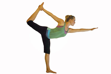 how to do yoga lord of the dance pose / natarajasana